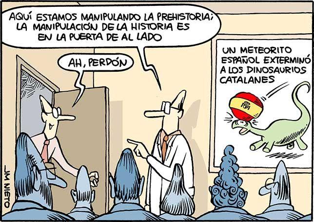 JM Nieto | Fe de ratas (25/04/2014) | www.abc.es