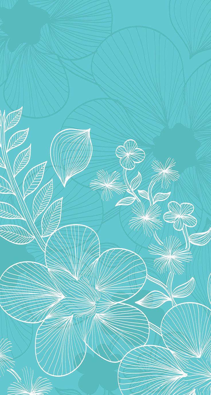 Best 25 Aqua Wallpaper Ideas On Pinterest Anna French Wallpaper