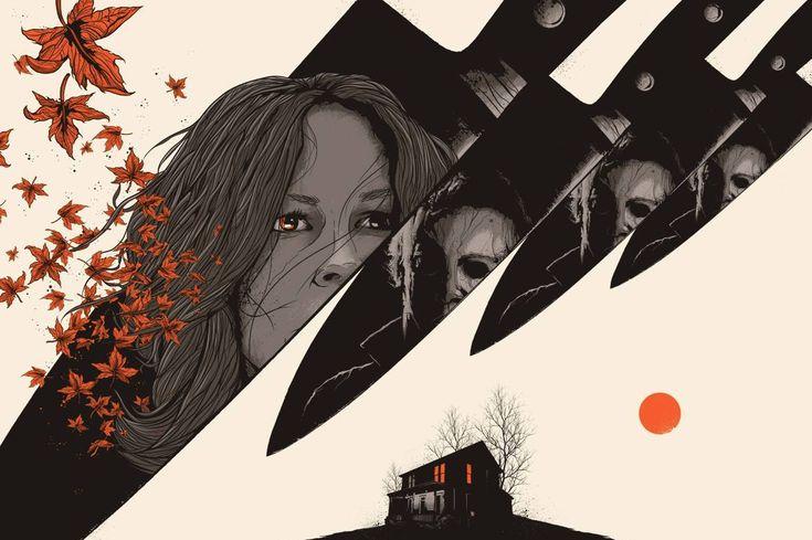 Alternative Poster Art : Halloween Matt Ryan Tobin