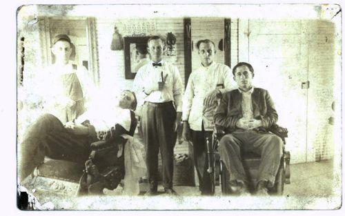 Barber Shop Everett : Barber shop, Barbers and Genealogy on Pinterest