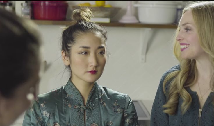 As a half-Asian American woman, I spend much of my half-wondering whether I'm doing the whole Asian thing right. Am I too Asian? Am I not Asian enough? Thankfully, comedy duo SJ & Ginny have created this helpful video guide to being an Asian woman in