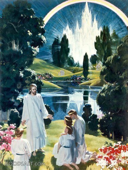"""Voici - Voici à quoi ressemblerait le """"Monde à venir"""" après le Retour de Jésus D62685f3ec8ec524ad6b92cb80a8f83d"""
