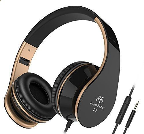 MP3 players for sports #Headphones, #Sound #Intone #I65 #Foldable #Headphones with #Microphone, #Volume #Control, #Adjustable #Headband, #Cute #Headset for #Travel, #Work, #Sports, #Compatible with #Iphone #Laptop #Computer #Mp3 Best Audio Performance: The significant noise reduction and advanced built-in #microphone offers a clear mode of communication through phone.High quality production provides you excellent deep bass and powerfulgood #sound. Comfortable Wearing: soft cushion on...