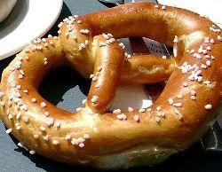 German Recipe: Bettina's Bretzeln