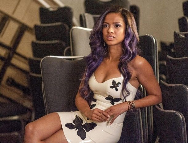THE MOST STYLISH LOOKS ON THE BIG SCREEN THIS YEAR - Gugu Mbatha-Raw: 'Beyond The Lights'