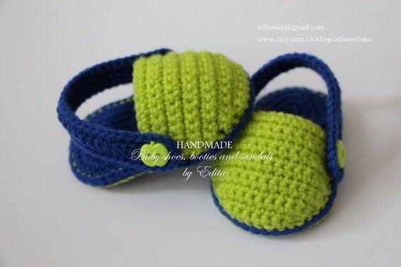 Младенца вязания крючком сандалии детские тапочки летняя обувь по editaedituke