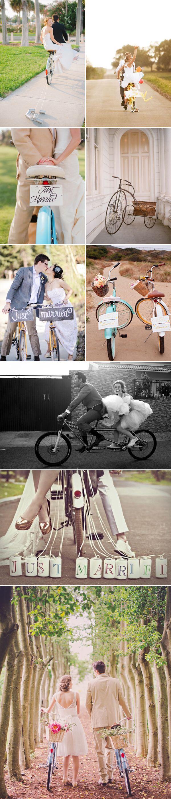 45 Unique Getaway Transportation - Bicycle