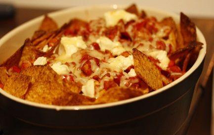 Mooie nazomer! In de avond nachotime. #Recept van foodinista.nl