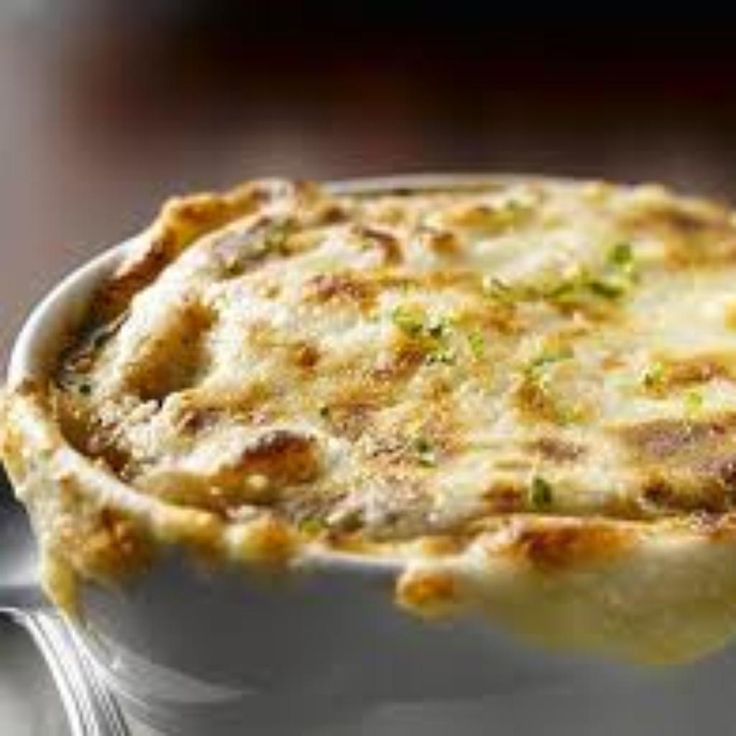 Delicious Copycat Recipe For Applebee's French Onion Soup