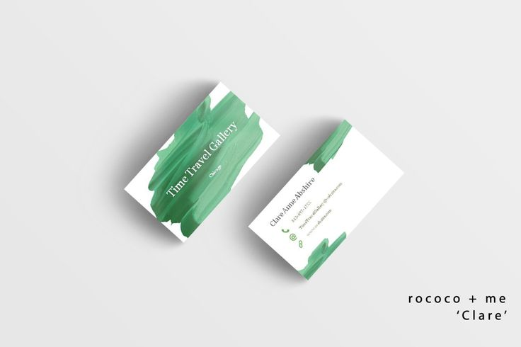 The 25 best graphic design images on pinterest business cards business card template instant download easy edits no photoshop reheart Images
