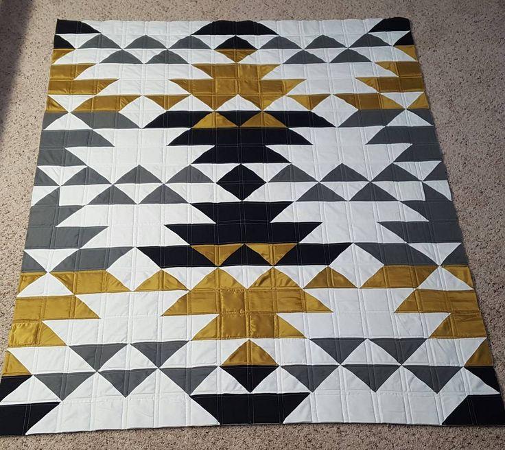Sequoia quilt pattern
