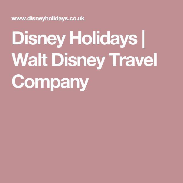 Disney Holidays   Walt Disney Travel Company