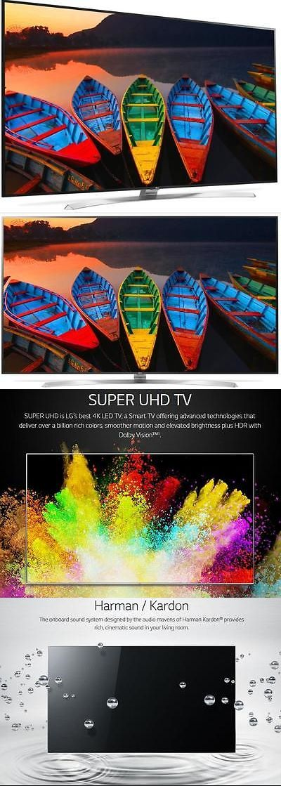 Televisions: New Lg 75Uh8500 75 Super Uhd 4K Smart Led Tv (3840 X 2160) Wifi Trumotion3d -> BUY IT NOW ONLY: $2798.99 on eBay!