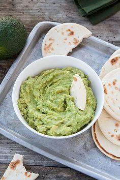 Ricetta Hummus con avocado - Labna