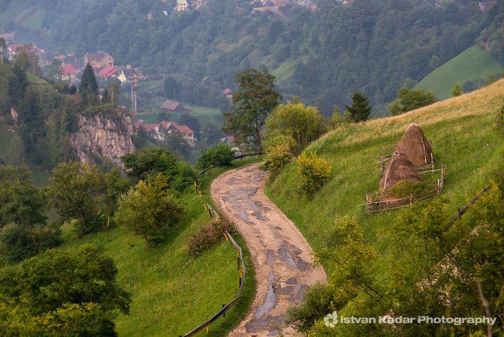 Mountain Villages | Istvan Kadar | Landscape | Nature | Photography