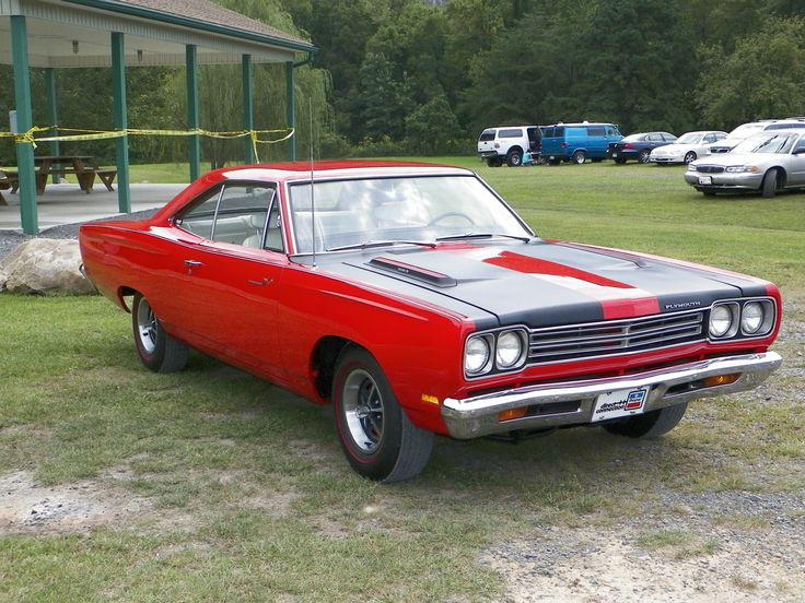 1969 Plymouth Roadrunner in 2020 | Old cars, 1969 plymouth ...
