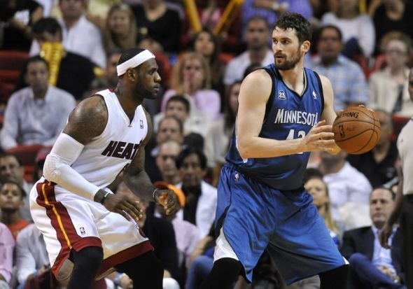 NBA Trade Rumors: Pros and Cons of Kevin Love to Cavs
