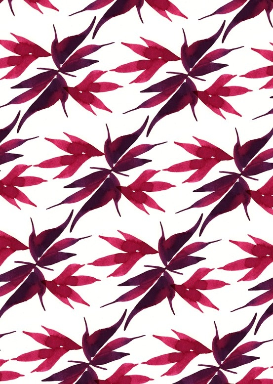 Blossom Pattern, Ekaterina Koroleva, 2013