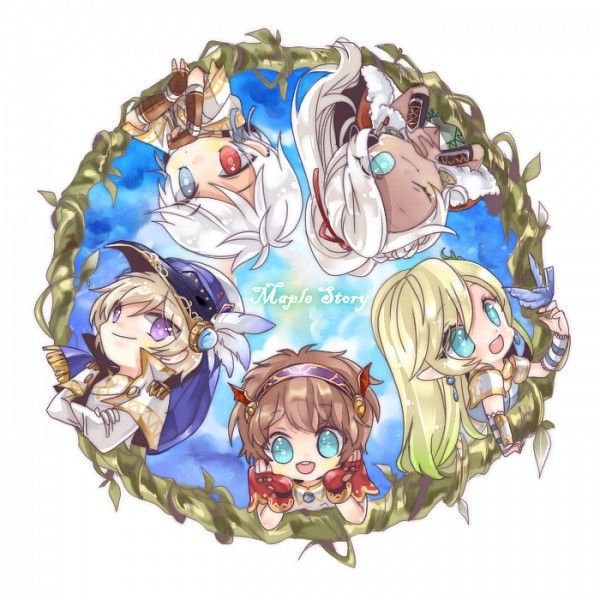 Nexon Studio Maple Story Game Mercedes (Maple Story) Character Aran (Maple Story) Bird Cape Evan (Maple Story) Luminous (Maple Story) Phantom (maple Story) Quintet