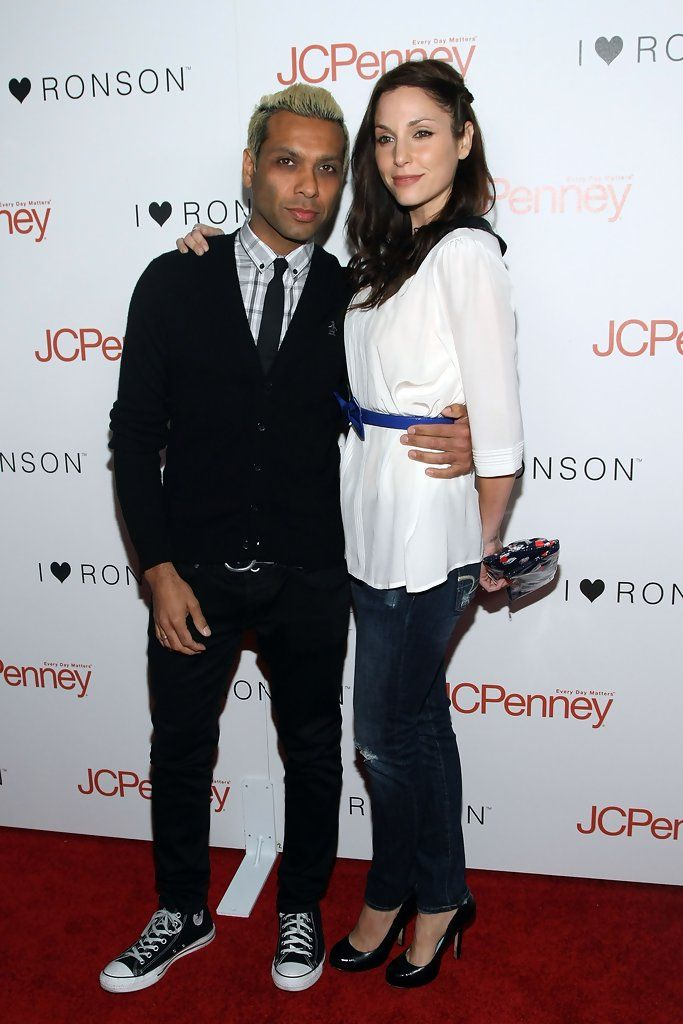 "Tony Kanal Pictures - Charlotte Ronson And JCPenney Introduce ""I Heart Ronson"" - Zimbio"