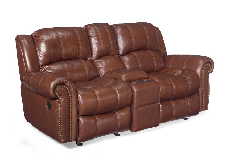 Leather Sleeper Sofa Entertainment Glider Leather Reclining Sofa Products Pinterest Leather reclining sofa and Products