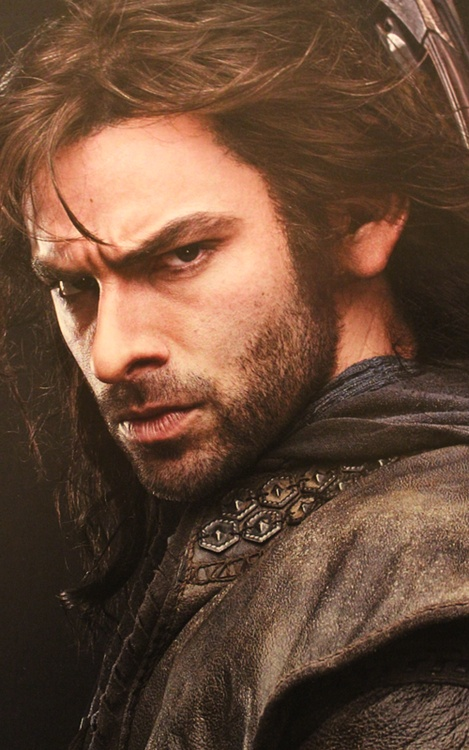 Aidan Turner In The Lord Of The Rings