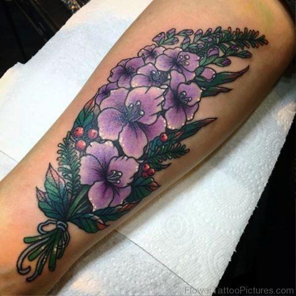 Best 25+ Larkspur Tattoo Ideas On Pinterest