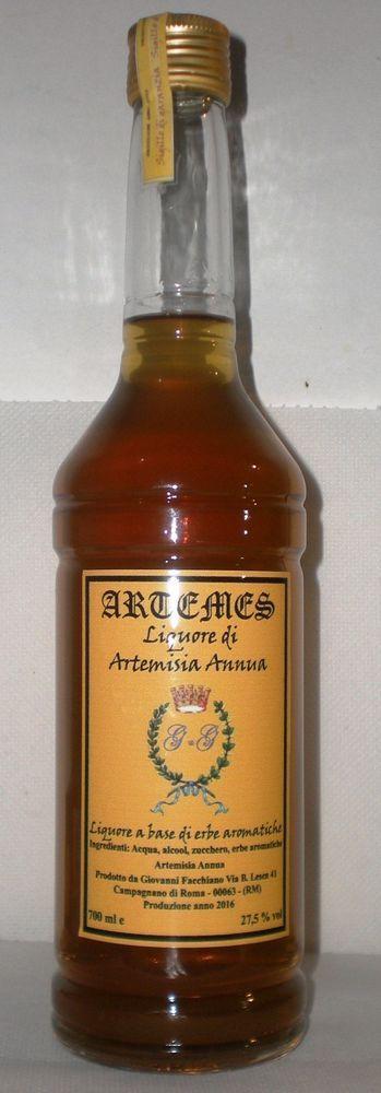 Liquore  di Artemisia annua 700 ml