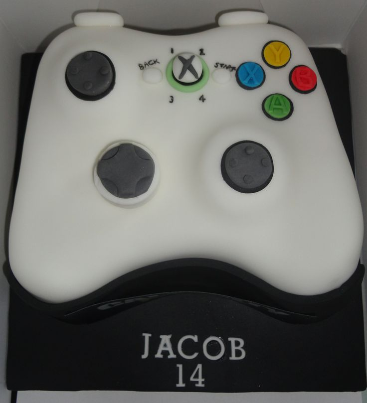 28 best xbox controller cake images on Pinterest Birthday cakes - best of coloring page xbox controller