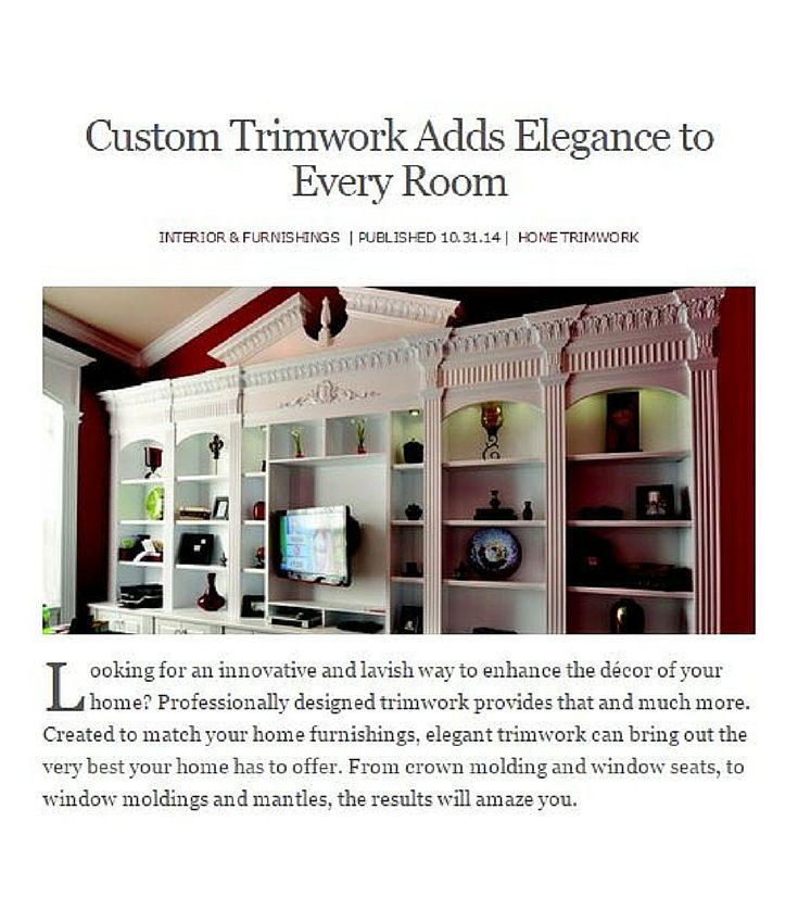 17 Best Images About Home Trimwork On Pinterest
