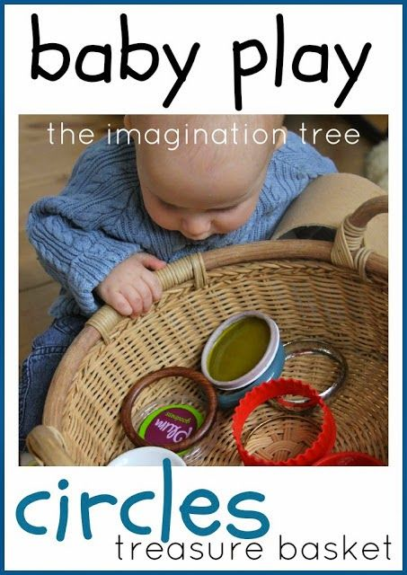 Fun and Safe Sensory Bins for Babies - The Eyes of a Boy