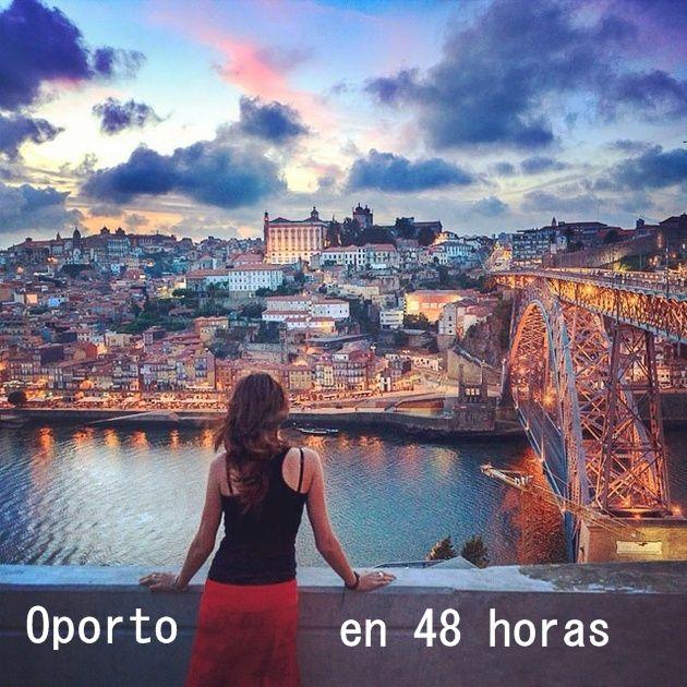 Oporto en 48 horas. https://www.oporto.net/oporto-en-48-horas