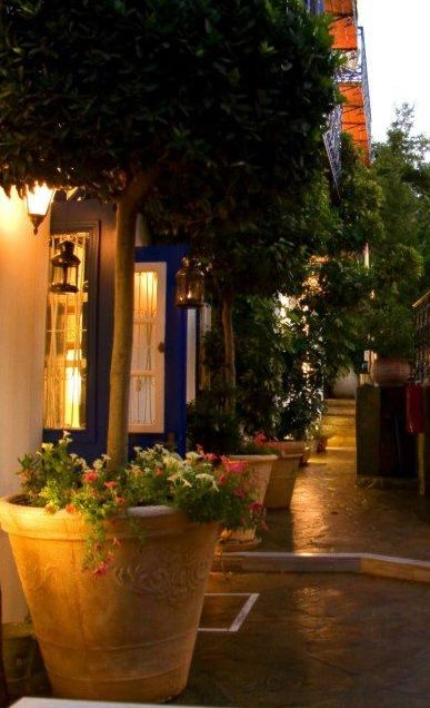Town of Spetses Island, Greece