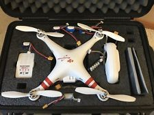 DJI Phantom 1 Drone with Case and Extras!
