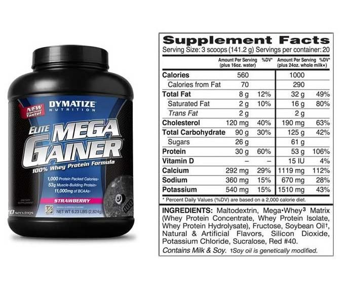 Dymatize Elite Mega Gainer Φόρμουλα Όγκου 2900gr. Μάθετε περισσότερα ΕΔΩ: https://www.pharm24.gr/index.php?main_page=product_info&products_id=4161
