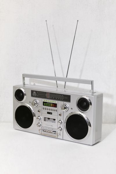 Gpo Brooklyn Portable Boombox Music System Urban Outfitters Tv