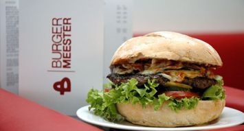 The tastiest burgers in Amsterdam vind je hier!
