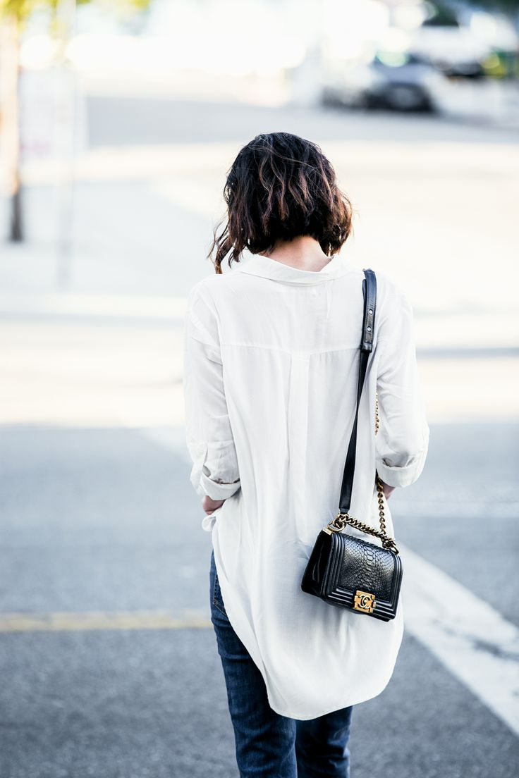 White Top on Rotation - The Chriselle Factor