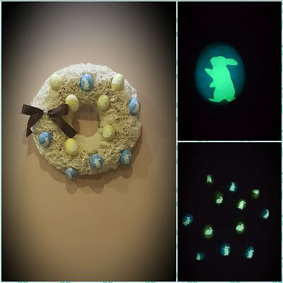 Ötletes Blog: Muffin papírból Húsvéti koszorú
