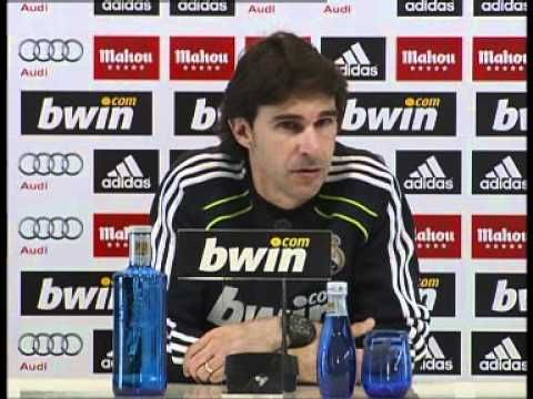 Ver Athletic Bilbao-Real Madrid: Aitor Karankas pre-match press conference