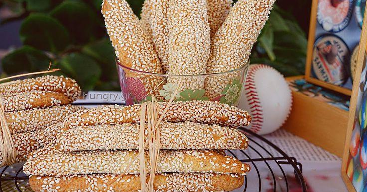 Feta Cheese Breadsticks, Κριτσίνια Φέτας, Σύνταγές για Κριτσίνια Φέτας, Συνταγές για Κριτσίνια Φέτας με Σουσάμι, Συνταγές για Κριτσίνια