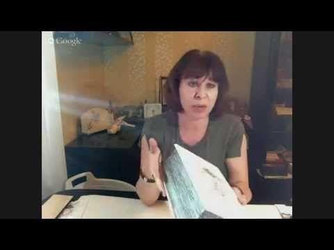 Марианна. Роскошная шкатулка в виде книги - YouTube
