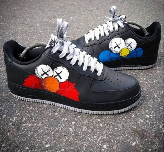 air force 1 anime