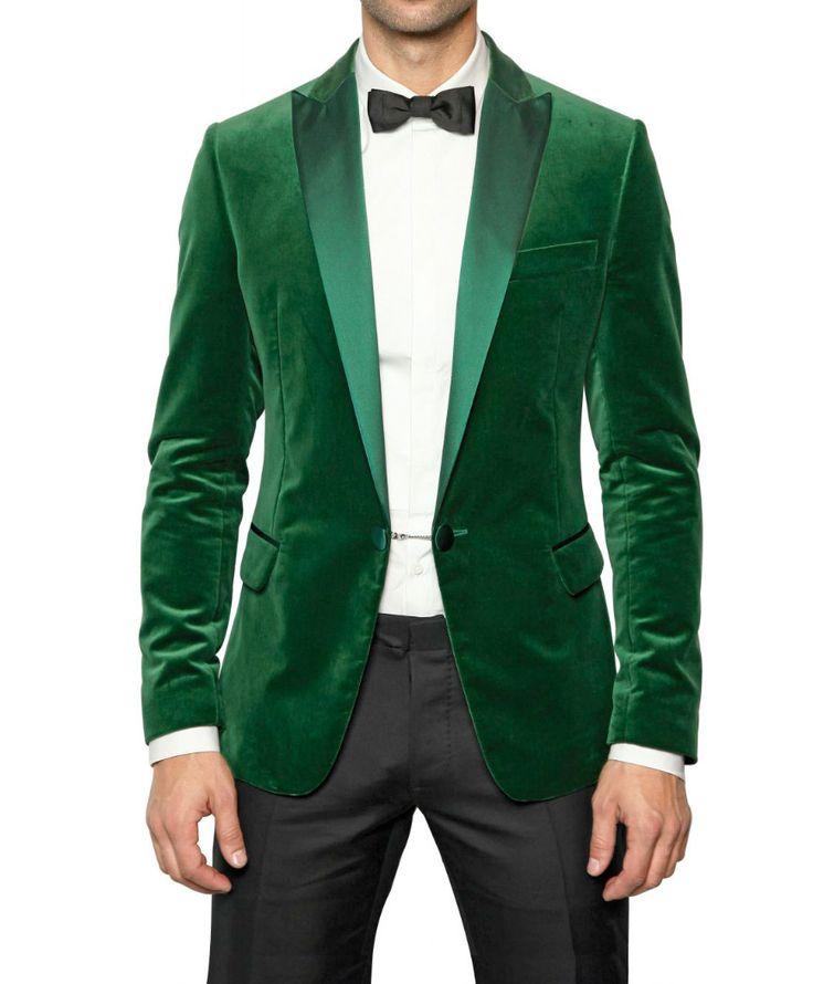 17 Best ideas about Green Tuxedo on Pinterest | Men's suits, Suits ...