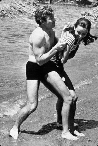 Audrey Hepburn & Albert Finney, Two for the Road (1967)