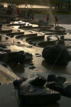 Project: Sibu Lake Garden | SEKSAN DESIGN - Landscape Architecture and Planning