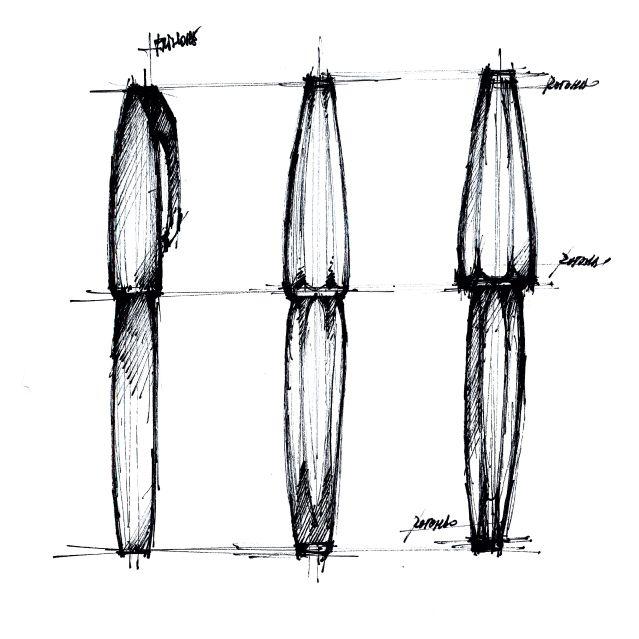 Massimiliano Bonoli - Sketch Design Product