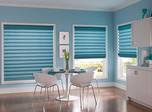 bali custom blinds and shades diy custom cellular wood and faux wood blinds - Cordless Roman Shades