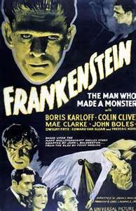 All of the Universal Monsters were classic but Frankenstein rose above the rest.