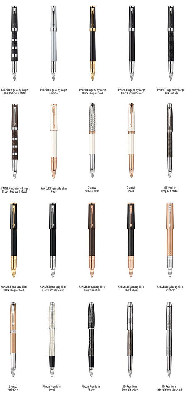 Parker - technologie 5th, liner, který vypadá jako plnicí pero. http://www.penshop.cz/linery-5th/parker/c-1726/